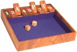 Shut the box 24x23,5x4,5cm